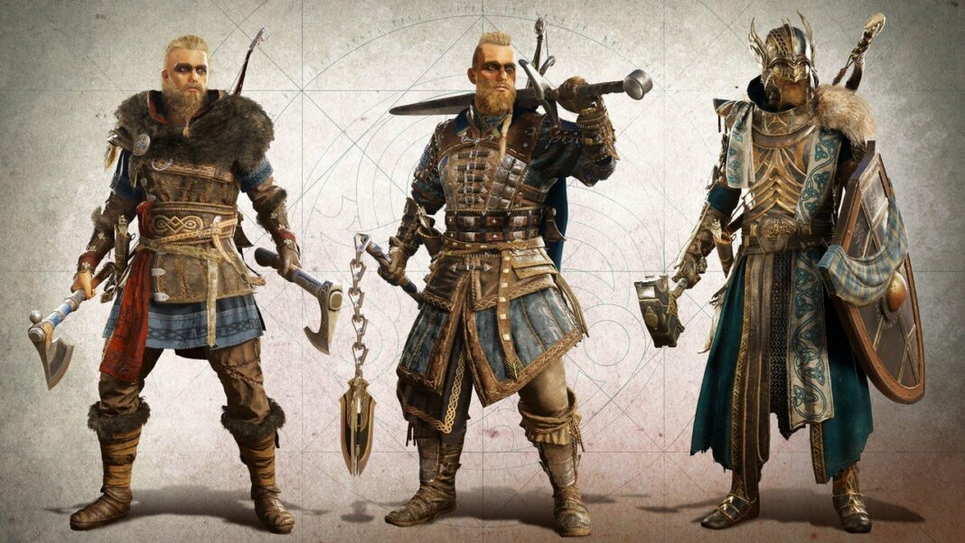 Assassin's Creed Valhalla: All Armor Sets and Where to Find Them