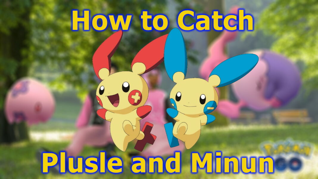Pokemon-GO-How-to-Catch-Plusle-and-Minun-Valentines-Day-Collection-Challenge