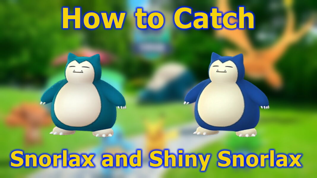 Pokemon-GO-–-How-To-Catch-Snorlax-Kanto-Tour-Collection-Challenges