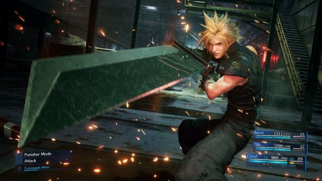 Final Fantasy VII Remake All Weapons: Character Builds and Best Materia