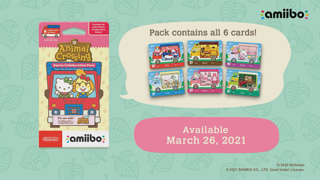 Animal-Crossing-New-Horizons-Where-To-Get-Sanrio-Amiibo-Cards