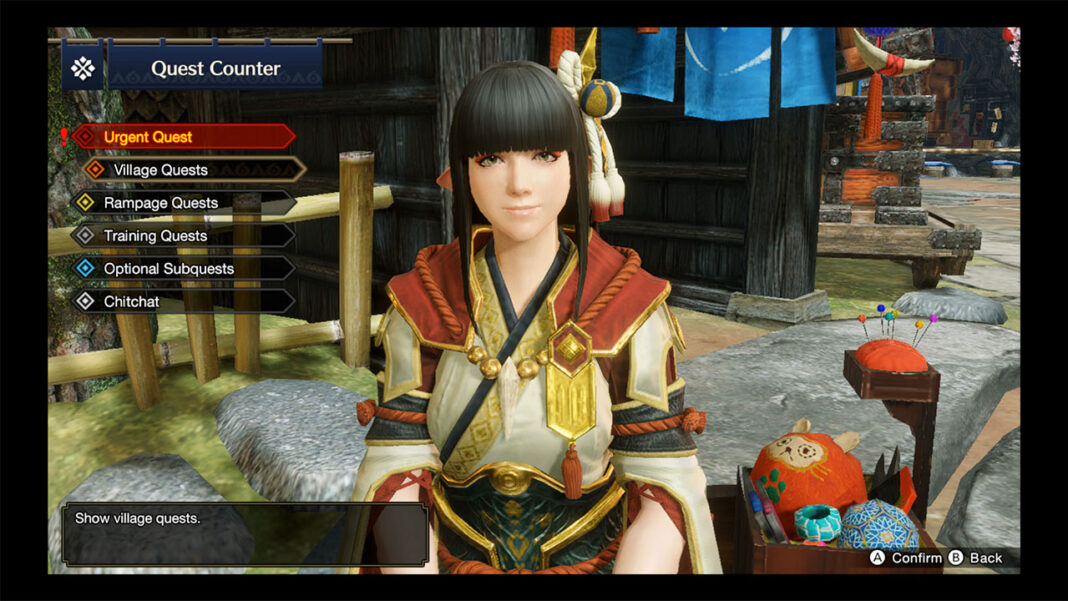 Monster-Hunter-Rise-How-To-Unlock-More-Village-Quests