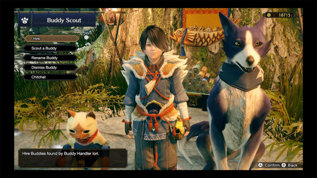 Monster-Hunter-Rise-How-To-Get-More-Buddies-3