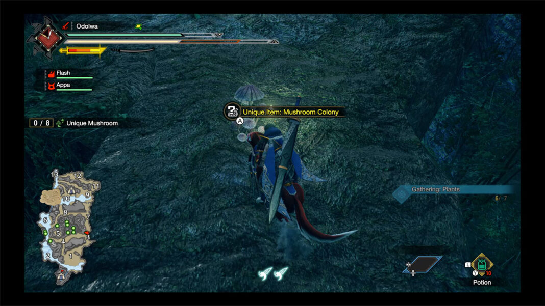 Monster-Hunter-Rise-Where-To-Find-Unique-Mushrooms