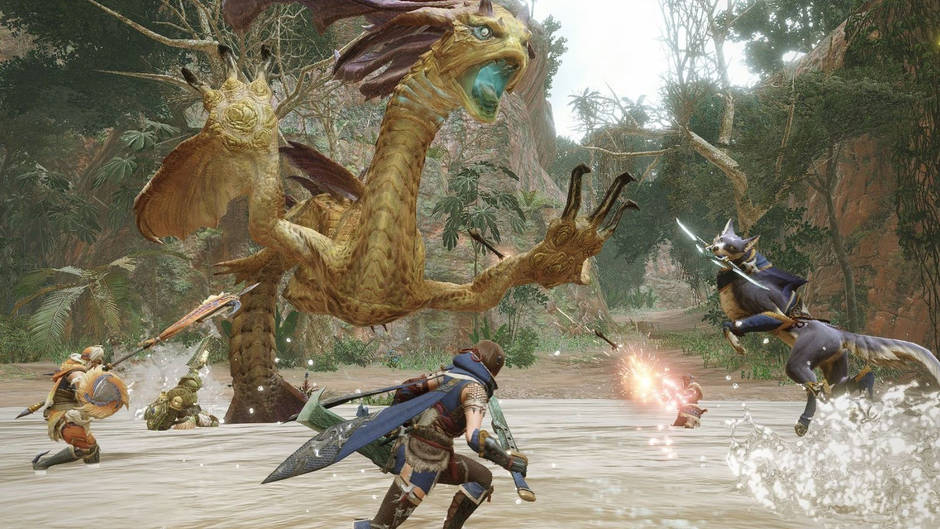 Monster Hunter Rise - Somnacanth