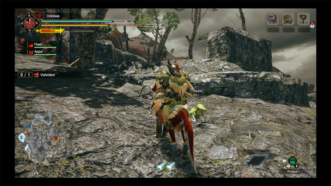 Monster-Hunter-Rise-How-To-Find-All-Lava-Caverns-Sub-Camps-4