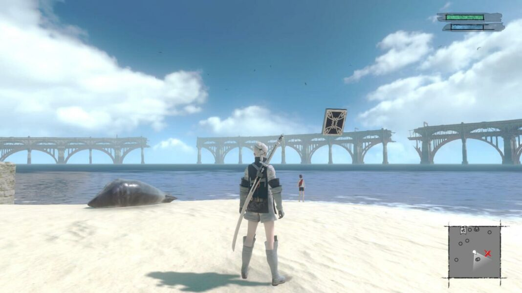 Nier-Replicant-Seafront