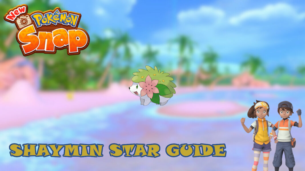 new-pokemon-snap-shaymin